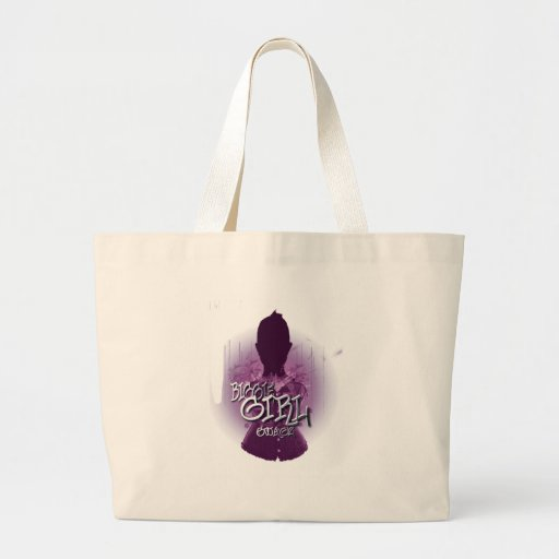 Biggie Girl Swagz Canvas Bags