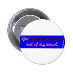 BigGovtEmail 2 Inch Round Button