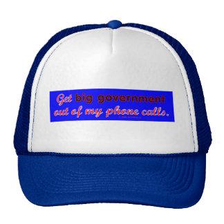 BigGovtPhone Trucker Hat