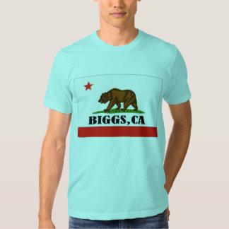 Biggs,California -- T-Shirt