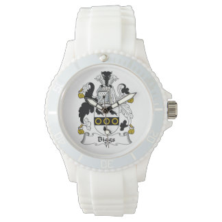 Biggs Family Crest Watch
