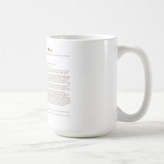 Biggs (meaning) coffee mug