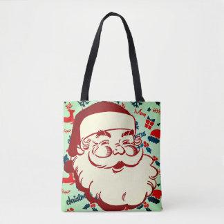 BIGHEAD SANTA - Merry Christmas Tote Bag