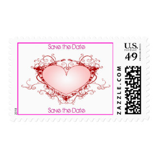 Bigheart, Save the Date Stamp and Cards