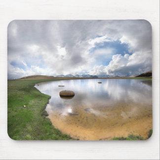 Bighorn Plateau - John Muir Trail Mouse Pads