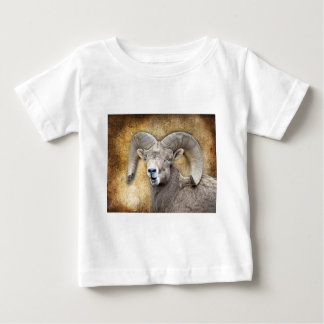 Bighorn Sheep Baby T-Shirt