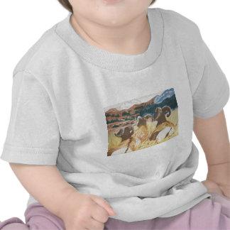 Bighorn Sheep Tshirt