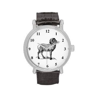 Bighorn Sheep Wrist Watches