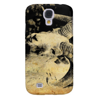 Bighorn Sheep with itude Galaxy S4 Case