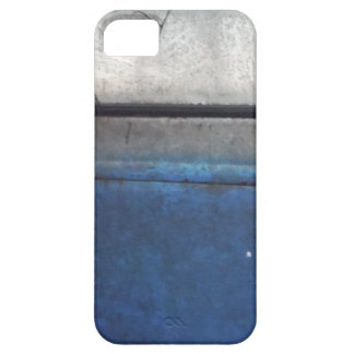 Bight Blue and white vintage truck iPhone 5 Covers