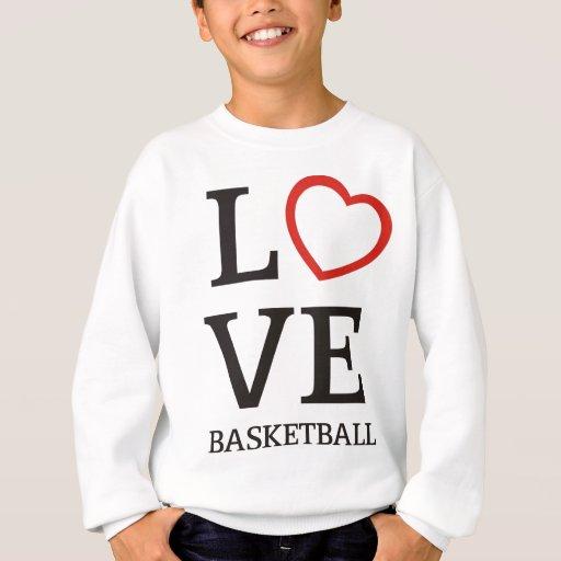 bigLOVE-basketball. Sweatshirt