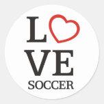 BigLOVE Soccer Stickers