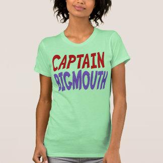 bigmouth del capitán playera