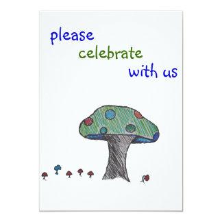 Bigmush celebration card