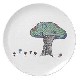 BigMush Plates