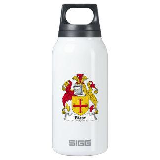 Bigot Family Crest Thermos Bottle