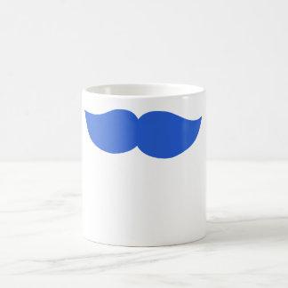 Bigote azul tazas