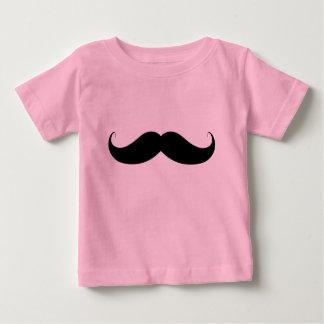 Bigote/bigote del manillar playera de bebé