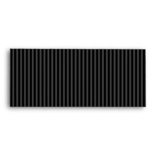 Bigote blanco del manillar en rayas negras grises sobres