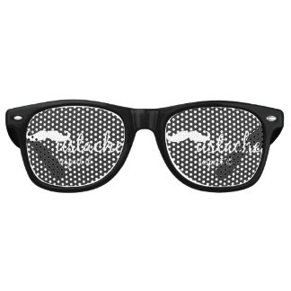 bigote catalejo lentes de fiesta