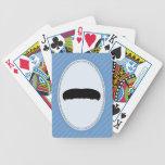 Bigote de la morsa cartas de juego