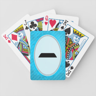 Bigote de la pantalla cartas de juego