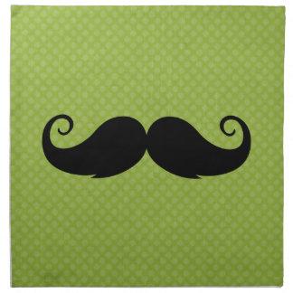 Bigote de moda Stache del bigote del manillar Servilleta