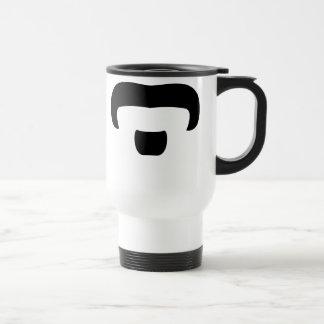 Bigote del eje de balancín taza de café