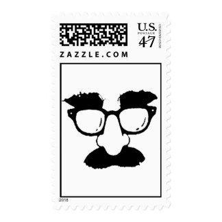Bigote - franqueo timbres postales