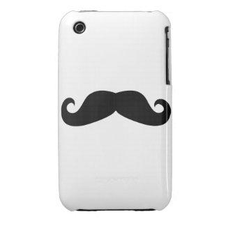Bigote iPhone 3 Case-Mate Cobertura