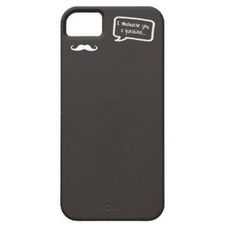 bigote i usted un mini gris de la pregunta funda para iPhone 5 barely there