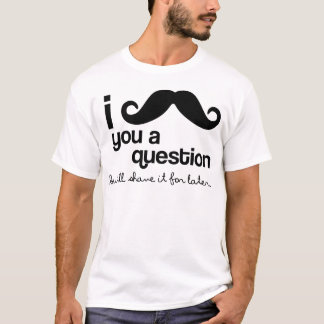bigote i usted una pregunta playera