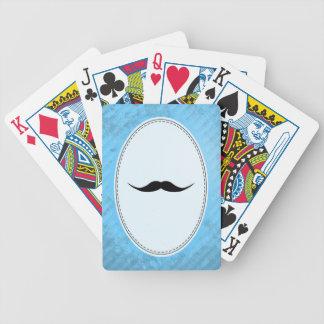 Bigote inglés cartas de juego