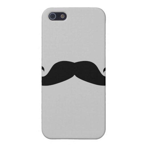Bigote iPhone 5 Protectores