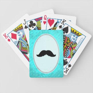 Bigote mexicano baraja de cartas