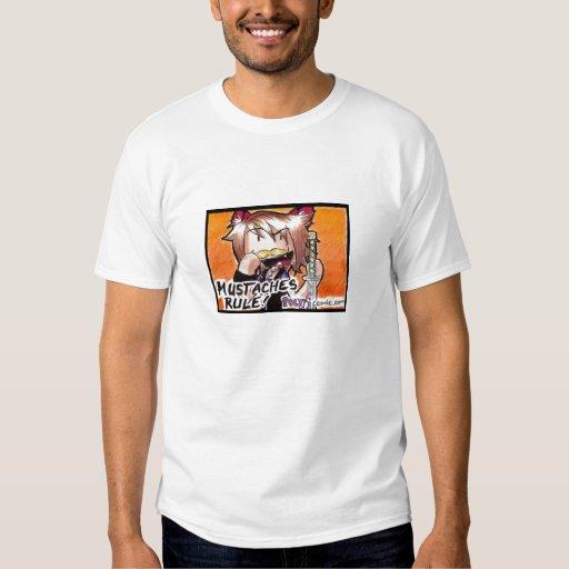 Bigote Ninja Camisas