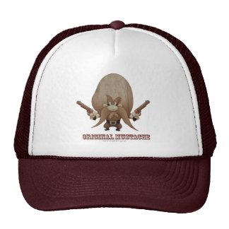 Bigote original gorra
