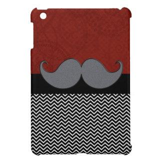 Bigote retro Stache del bigote iPad Mini Carcasa
