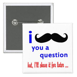 Bigote usted una plantilla de la pregunta QPC Pin