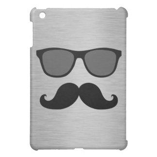 BIGOTE Y GAFAS DE SOL DIVERTIDOS iPad MINI PROTECTORES