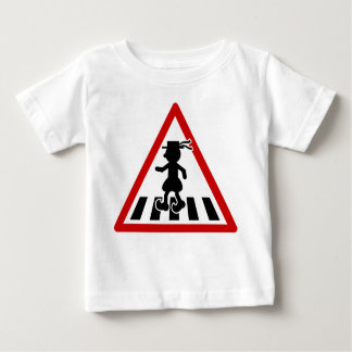Bigouden headgear crossing baby T-Shirt