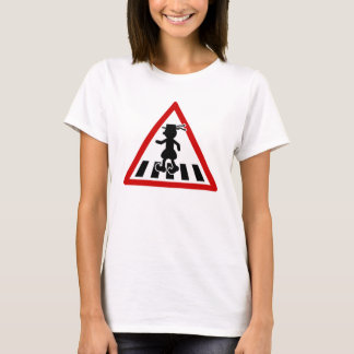 Bigouden headgear crossing T-Shirt