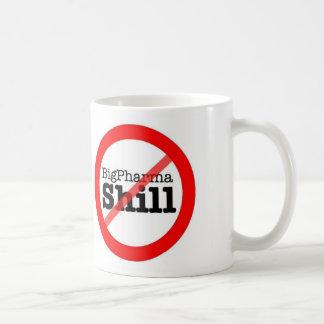 BigPharma Shill mug
