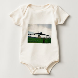 bigplane.jpg on display in Alabama Baby Bodysuit
