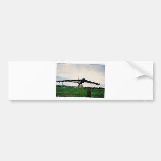 bigplane.jpg on display in Alabama Car Bumper Sticker
