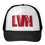 BigRed LVN - LICENSED VOCATIONAL NURSE Trucker Hat