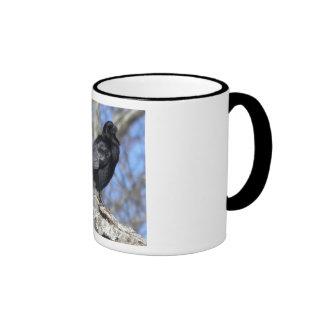 Bigs the Crow Ringer Mug