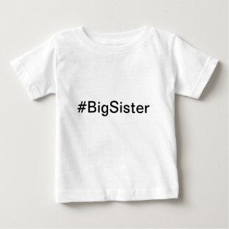 #BigSister Baby T-Shirt