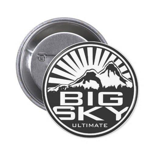 BigSky Flair 2 Inch Round Button