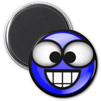 BigSmile-Blue Magnet